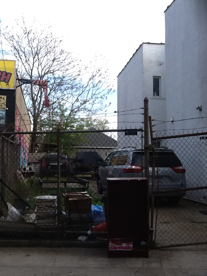 Ozone Park Garage and Lot